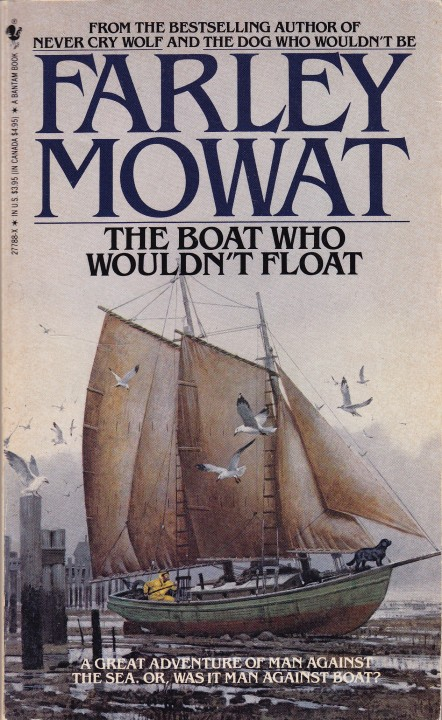 A very funny book (1969) wherein the author buys a boat with his publisher.