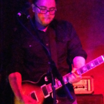 John Samuel, lead guitar, In-Flight Safety